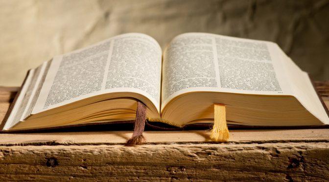 TYDZIEŃ BIBLIJNY I NARODOWE CZYTANIE PISMA ŚWIĘTEGO