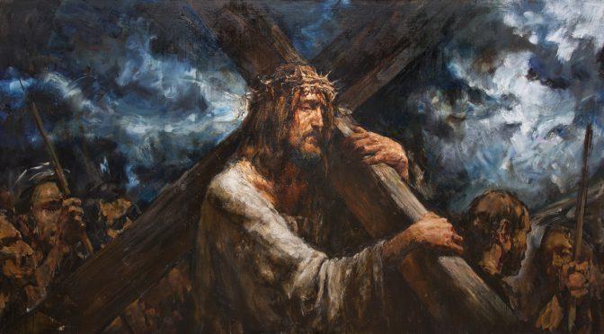 WIELKI PIĄTEK, PAMIĄTKA MĘKI I ŚMIERCI JEZUSA