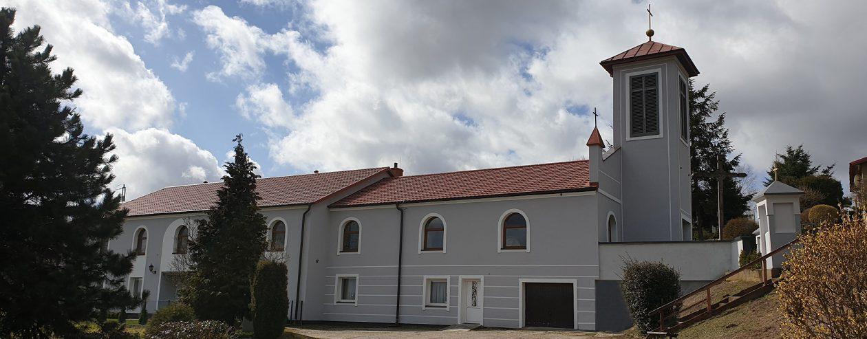 Parafia pw. Miłosierdzia Bożego w Miastku